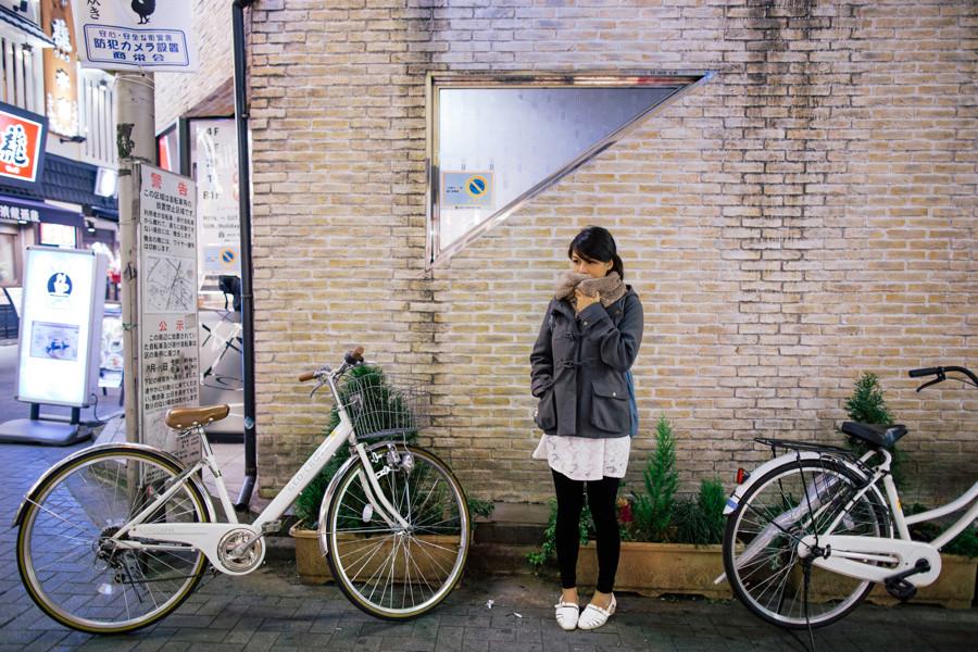 Bloc Memoire Tokyo Trip // Day 1