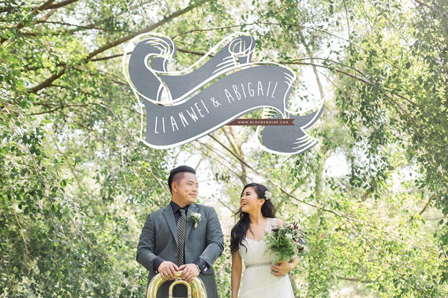 Lianwei & Abigail