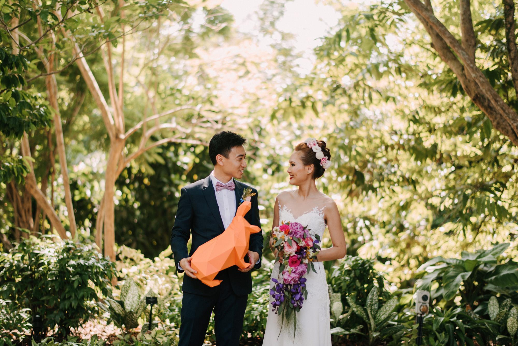 115 Singapore Wedding Photography Corner House Bloc Memoire