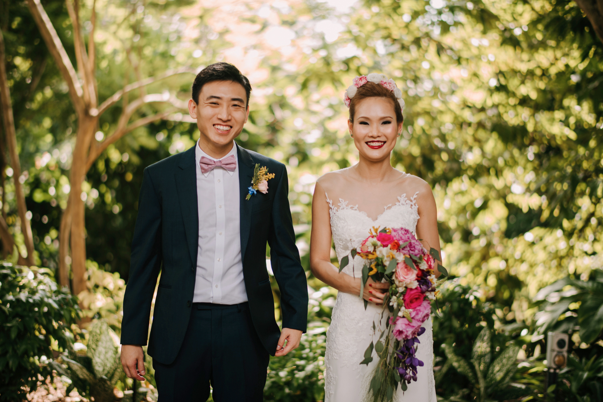 119 Singapore Wedding Photography Corner House Bloc Memoire