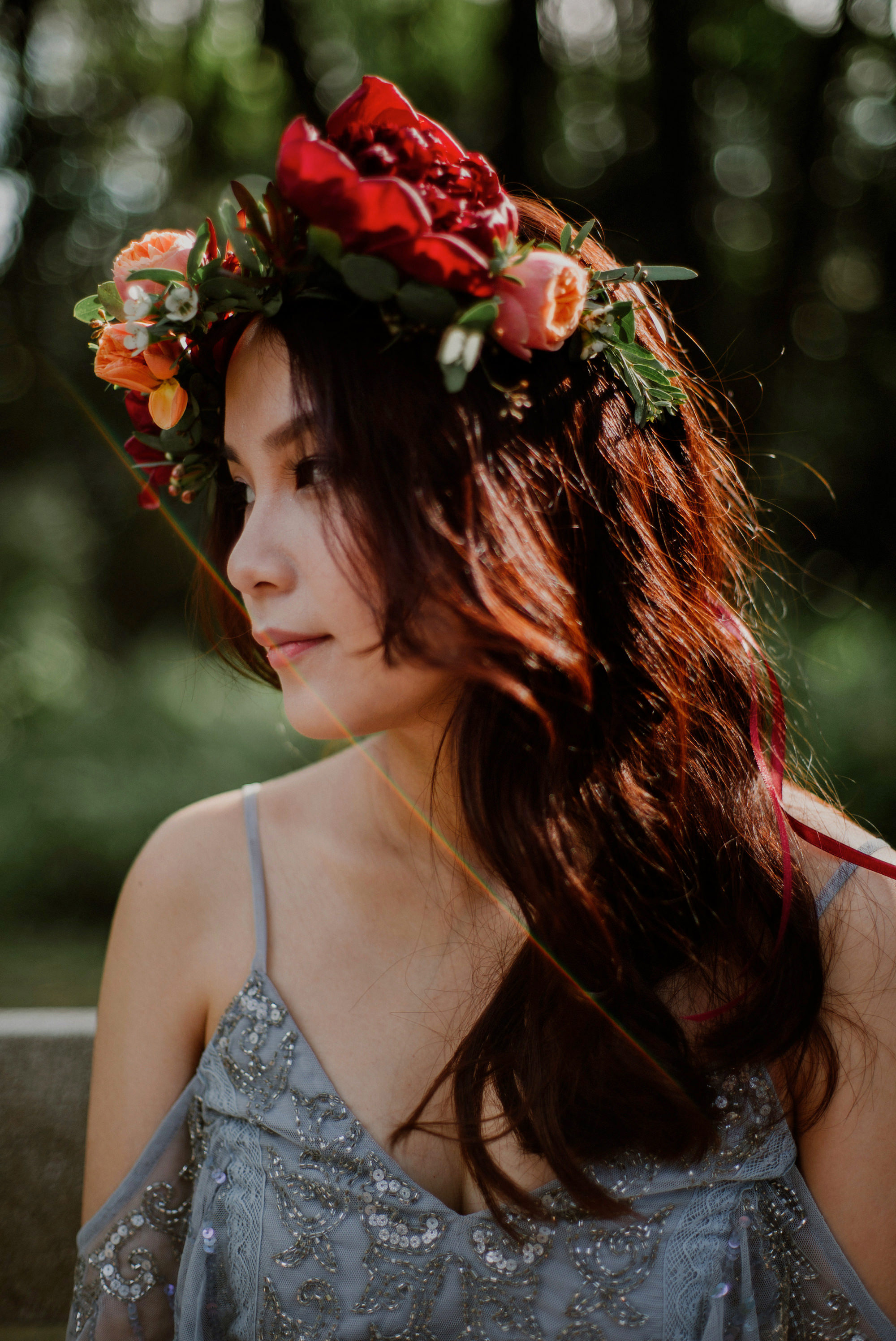 Ron ming hui bloc memoire photography mup by tangyong flower crown by floral magic izmirmasajfo
